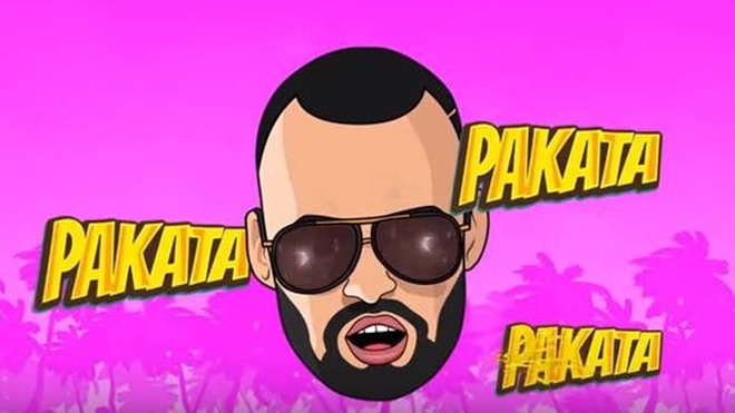 Jese Rodriguez releases new single 'Pakata' with animated music video.