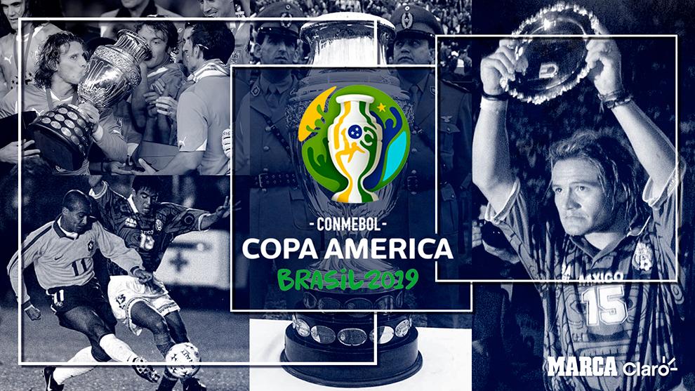 Calendario Copa América Brasil: Partidos y resultados