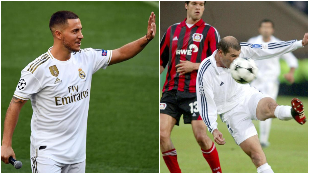Eden Hazard's wages at Real Madrid revealed