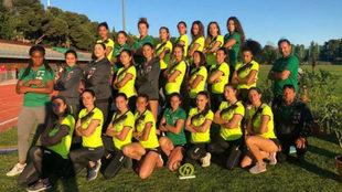 El equipo femenino conquistó la Liga tras 27 años de hegemonía del...