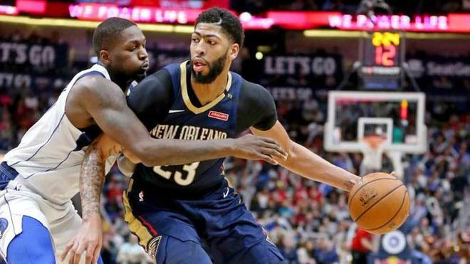 Pelicans acuerdan traspaso de Anthony Davis a Lakers