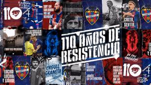 Imagen de la campaña de abonos del Levante