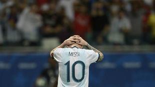 Leo Messi (31).