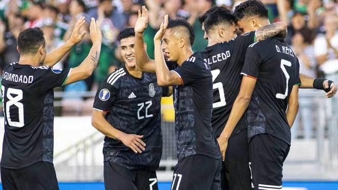 México quiere ligar triunfos en Copa Oro.