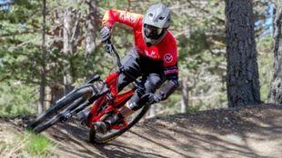 Pal Arinsal sigue abierta con todos los circuitos de mountain bike...