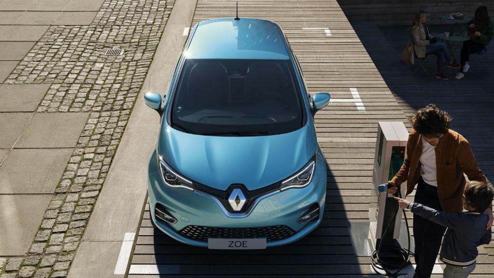 Renault ZOE 2020: más autonomía y potencia para el coche eléctrico