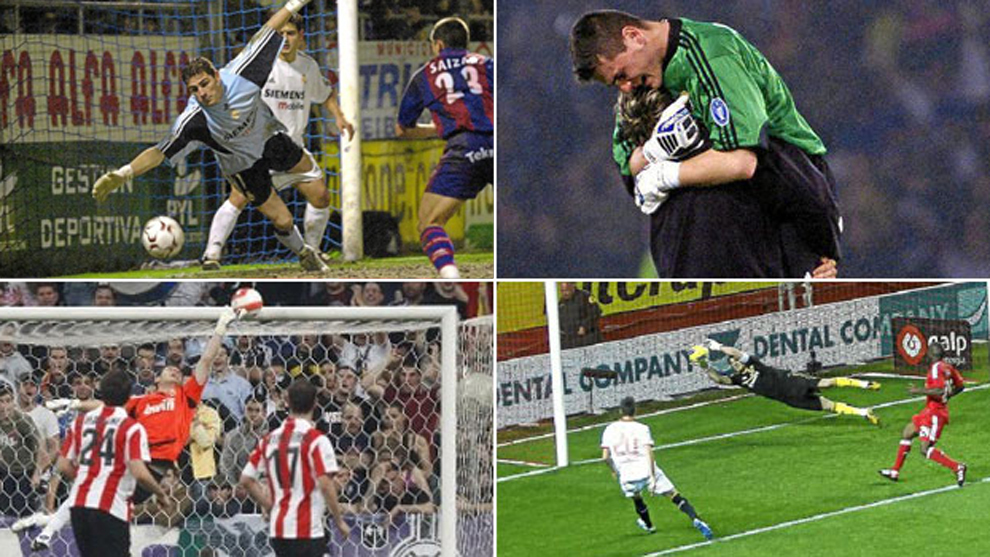 Eight saves that turned Casillas into 'Saint Iker'