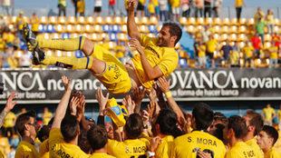 Sergio Mora, el día en el que fue manteado tras marcharse del...
