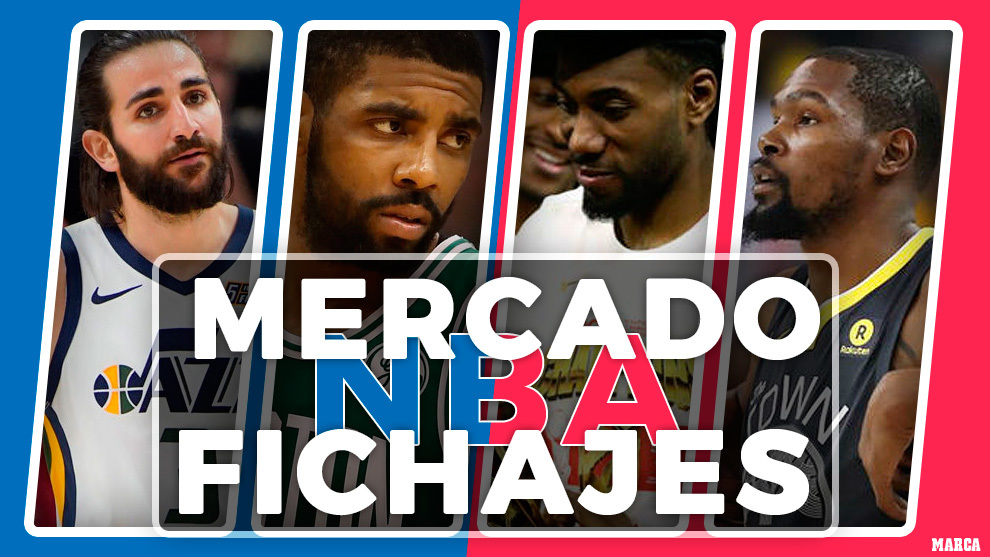 Calendario Nba 2020.Nba 2019 Mercado De Fichajes Nba Los Lakers No Se Olvidan Del Mvp