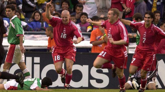 México fue eliminado por Canadá en la edición 2000.