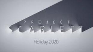 Project Scarlett se presentó durante la conferencia previa al E3 2019...