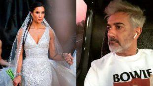 Pilar Rubio y su ex pareja, el cantante 'Molly'
