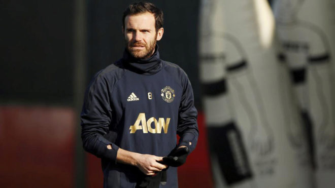 Mata will stay on at Manchester United.