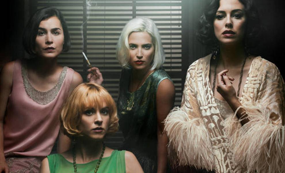 Fecha de estreno de la cuarta temporada - Las Chicas del Cable