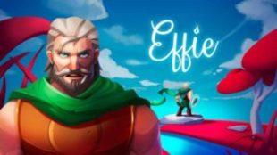 'Effie', un videojuego que recuerda a los clásicos