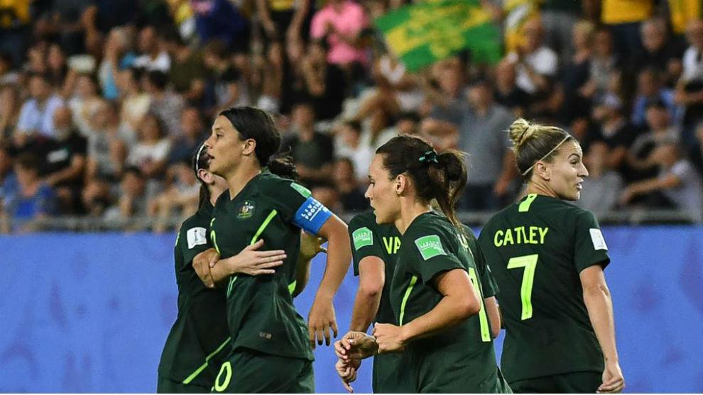 Image result for australia jamaica futbol femenino