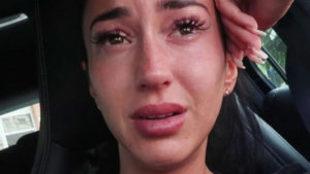 """Aurah Ruiz estalla ante las críticas: """"Me estoy muriendo"""""""