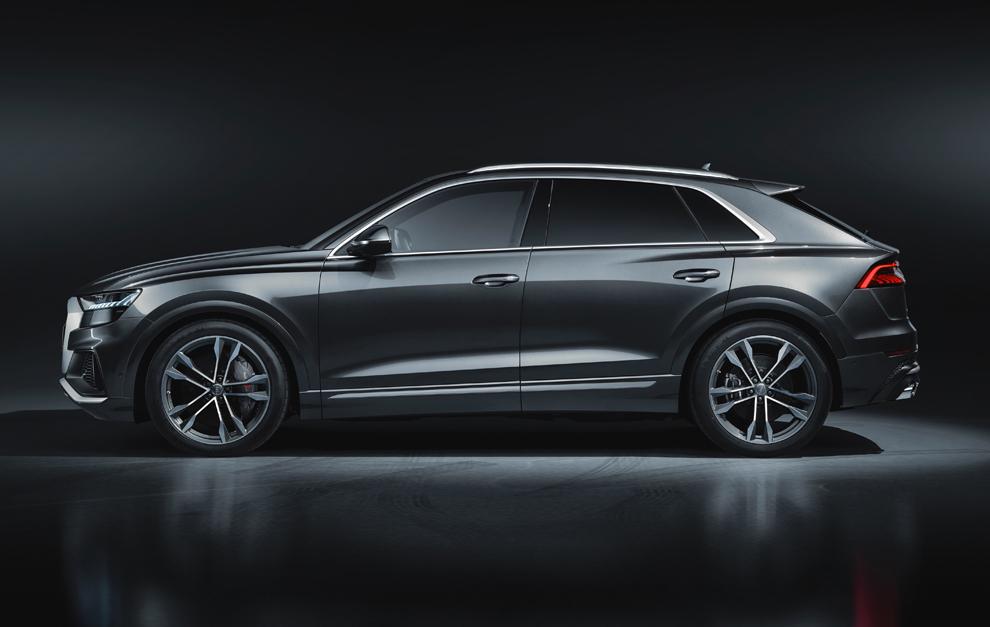 A mediados de septiembre llega la actualización del Audi Q7