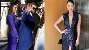 René Ramos acudió junto a su novia Lorena Gómez y se encontró a su...