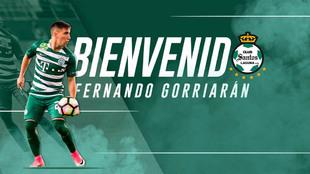 Gorriarán es nuevo jugador lagunero