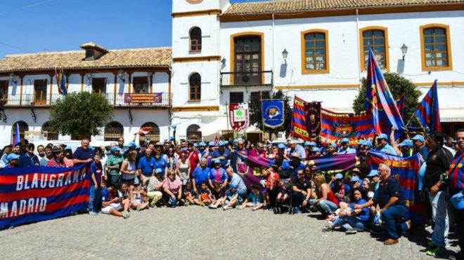 11ª Trobada de Peñas de Castilla-La Mancha