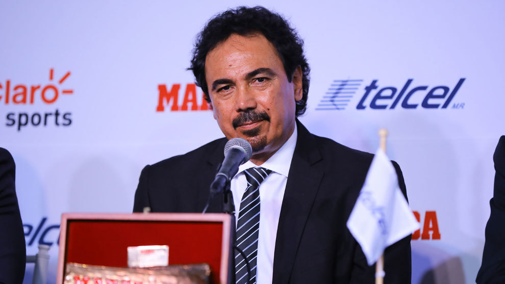 Hugo Sánchez fue duro contra los directivos