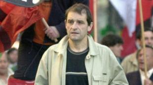 Josu Ternera ha sido detenido a petición de España