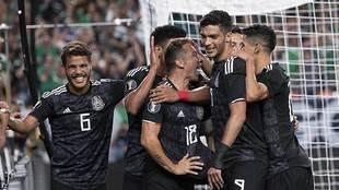 México venció a Canadá en la Copa Oror