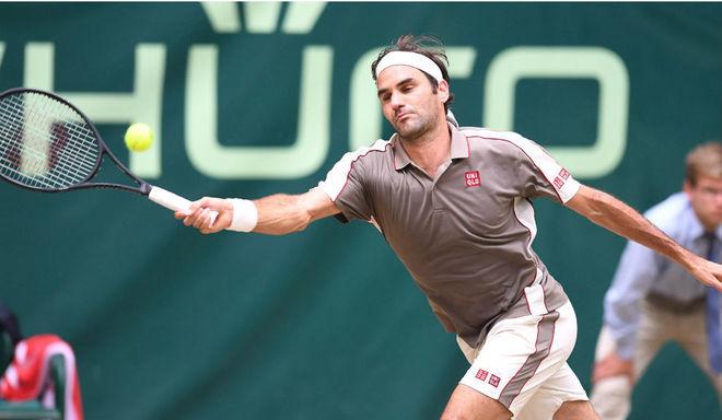 ¡Siempre Roger! Federer ganó por décima vez el torneo de Halle