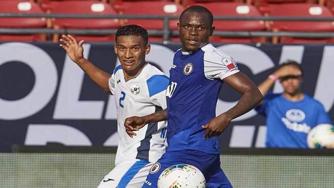 Los haitianos se disputarían el liderato del grupo ante Costa Rica.