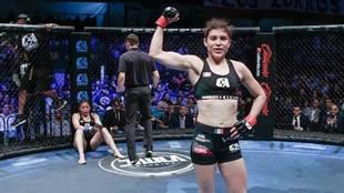 Paulina Vargas quiere estar en lo más alto en Combate Americas