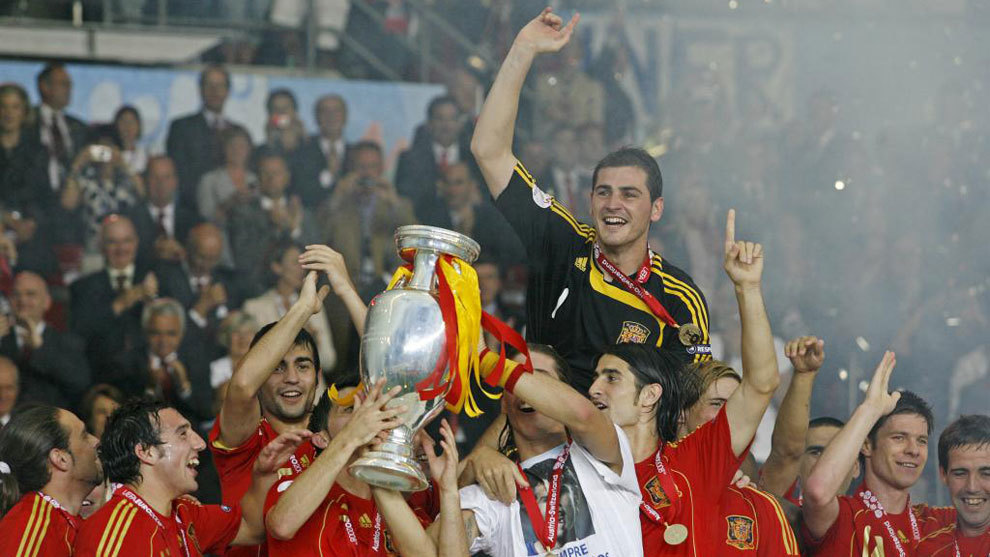 Spain: Where are Spain's Euro 2008 winners now?   MARCA in English