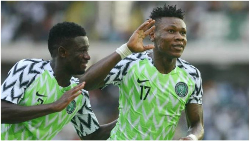 Africa Cup of Nations match report Nigeria v Burundi