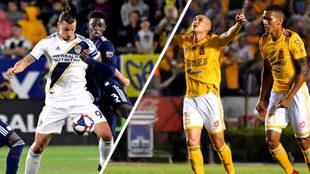 El Galaxy enfrentará a los Xolos y el Real Salt Lake a los Tigres