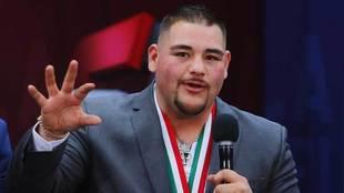 Ruiz es el actual campeón de los pesos pesados.
