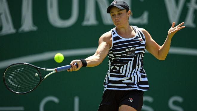 Barty, del críquet a número uno del WTA