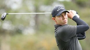 Matthew Fitzpatrick, en el último US Open