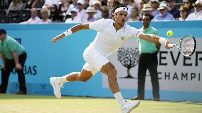 Feliciano López será baja en Eastbourne para centrarse en Wimbledon