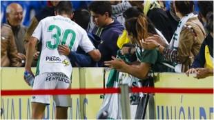 Andrés Martín es uno de los jugadores del Córdoba más queridos por...