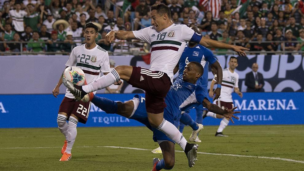 Martinica vs México minuto a minuto