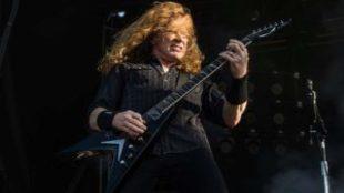 Dave Mustaine anuncia que tiene cáncer de garganta