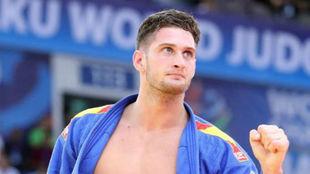 Niko Shera, en el último Mundial.