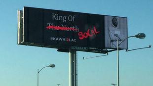 Piden el fichaje de Kawhi Leonard en Los Ángeles