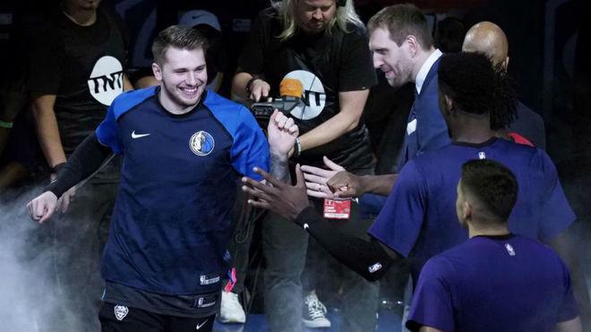 Luka Doncic tuvo una temporada de ensueño en la NBA