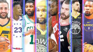 Agencia libre 2019: ¿Dónde jugarán las estrellas NBA?