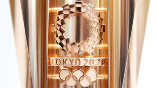 La antorcha es un elemento con gran carga simbólica para los JJOO.