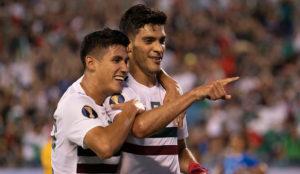 Raúl Jiménez y Uriel Antuna suman 7 goles.