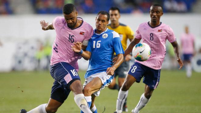 Bermudas consiguió su objetivo personal en el certamen
