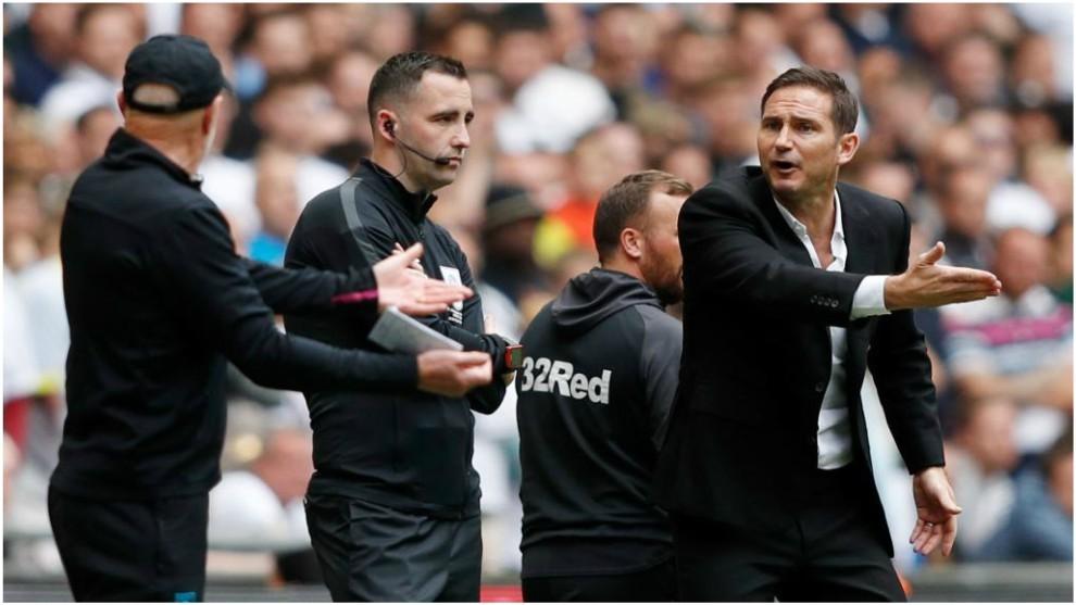Lampard, cerca de regresar al Chelsea - Deportes