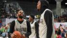 Kyrie Irving y Kevin Durant, juntos en el All Star de la NBA